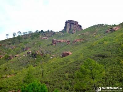 Valle de los Milagros-Cueva de la Hoz; vacaciones singles las merindades cerezo en flor parque nacio